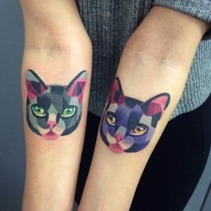 sasha unisex tatouage inkin