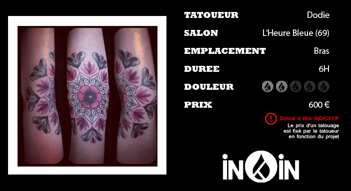 inkin - interview tatouage maelle par dodie - resume