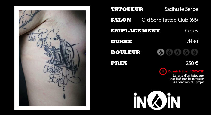 inkin - interview tatouage stefanie - resume