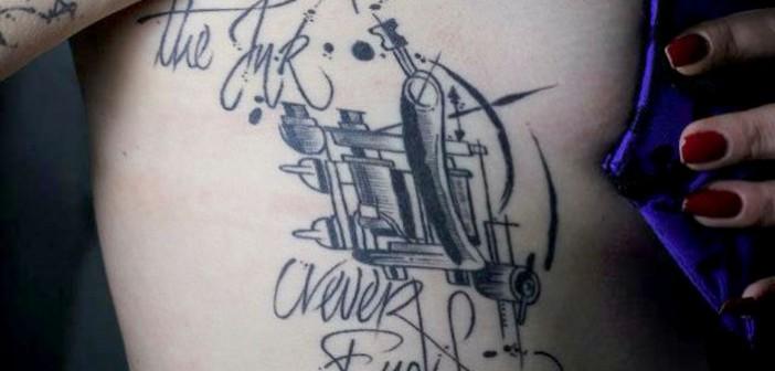inkin - tattoo de stéfanie par sadhu