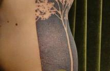 tatouage arbre xoil cotes
