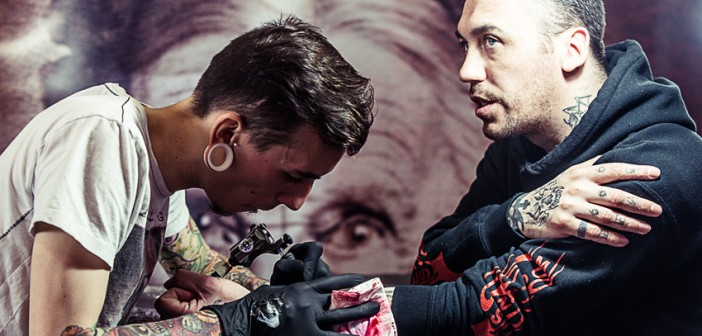 Les photos du Lille Tattoo Festival !