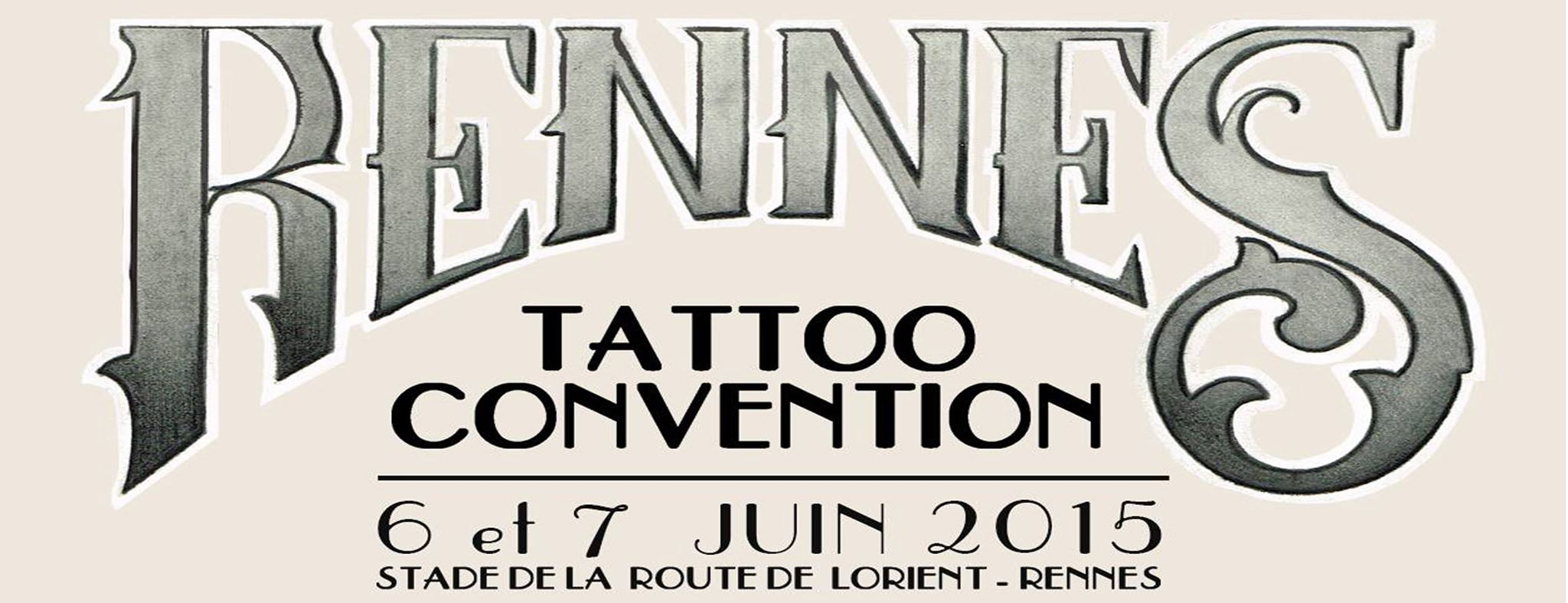 Rennes tattoo convention 2015