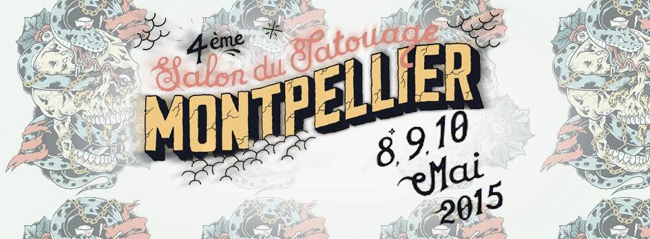 Salon international du tatouage de Montpellier- Bikinink Tattoo