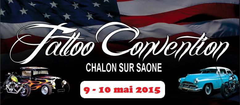 Convention de tatouage de Chalon-sur-Saône