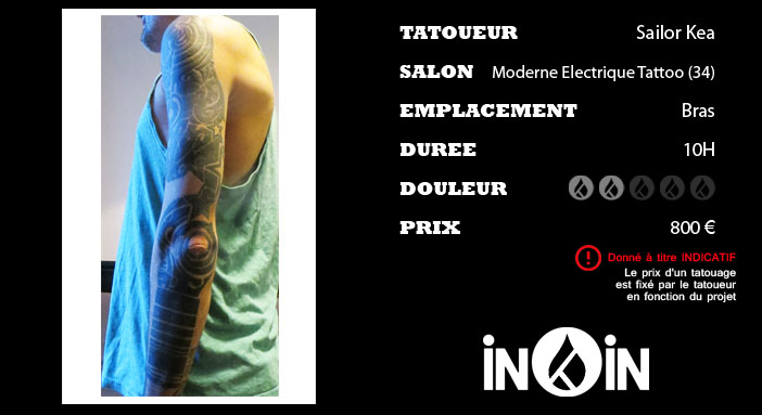 inkin - interview tatouage fred par sailor kea - resume