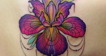 Les tatouages hauts en couleur de Katie Shocrylas