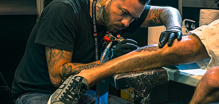 Les photos de la Rennes Tattoo Convention !