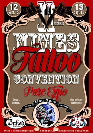 nimes tattoo convention 2015