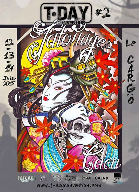 tday convention - tattooday caen
