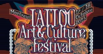 La culture tatouage s'invite à Montreuil les 17 et 18 octobre !