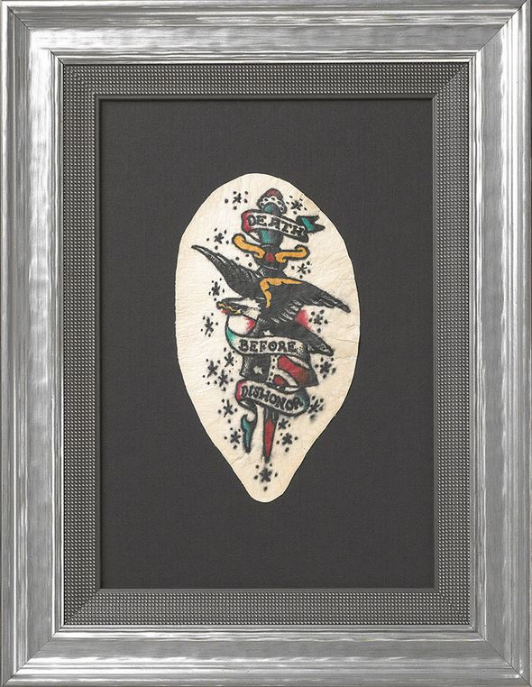 inkin - preserved tattoos