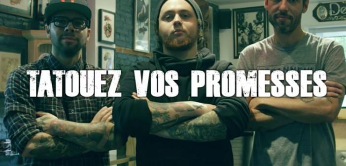 Des tatoueurs lancent un défi aux candidats aux élections…