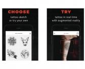 Ink Hunter, une application pour tester un tatouage avant de se lancer…